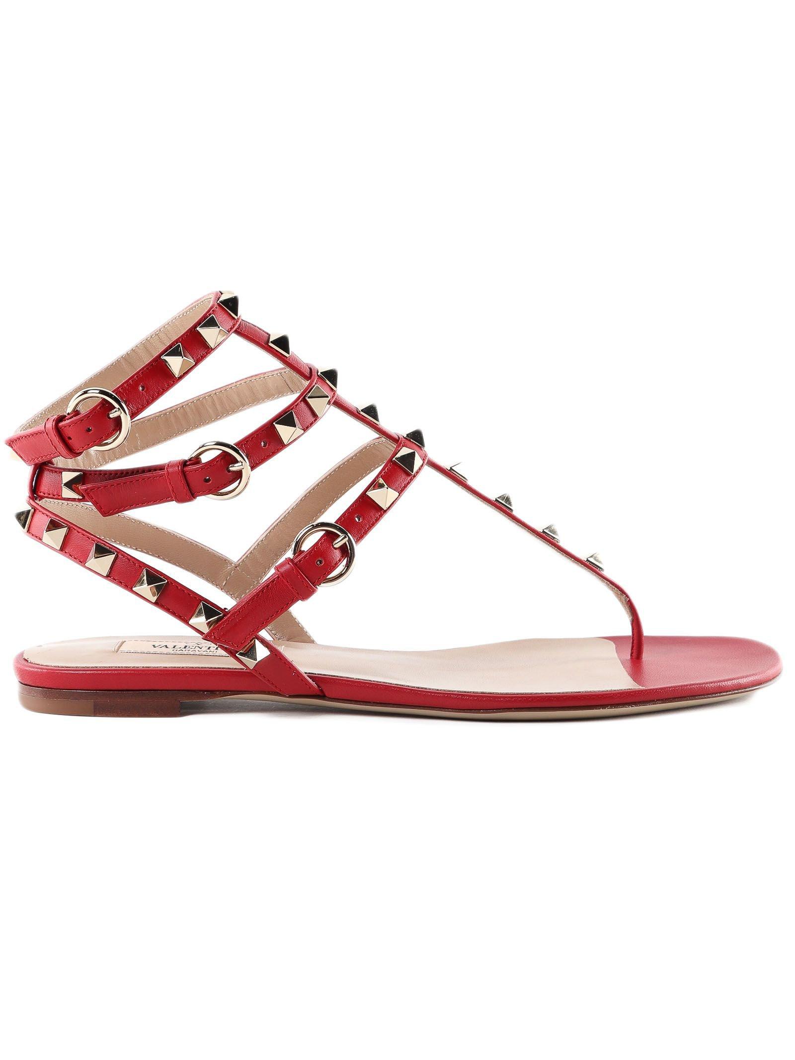 Valentino Garavani Rockstud Sandals