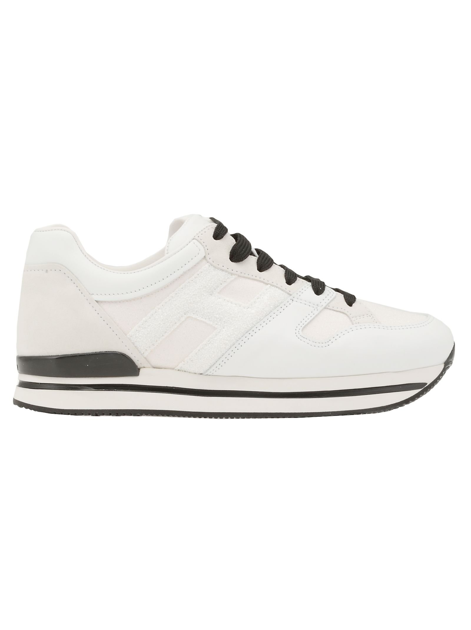 Hogan Smooth Leather Sneakers