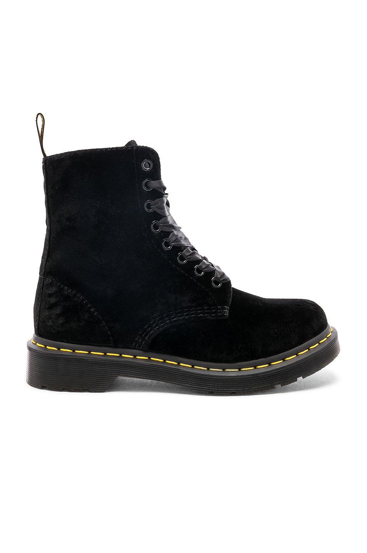 1460 Pascal Velvet Boot