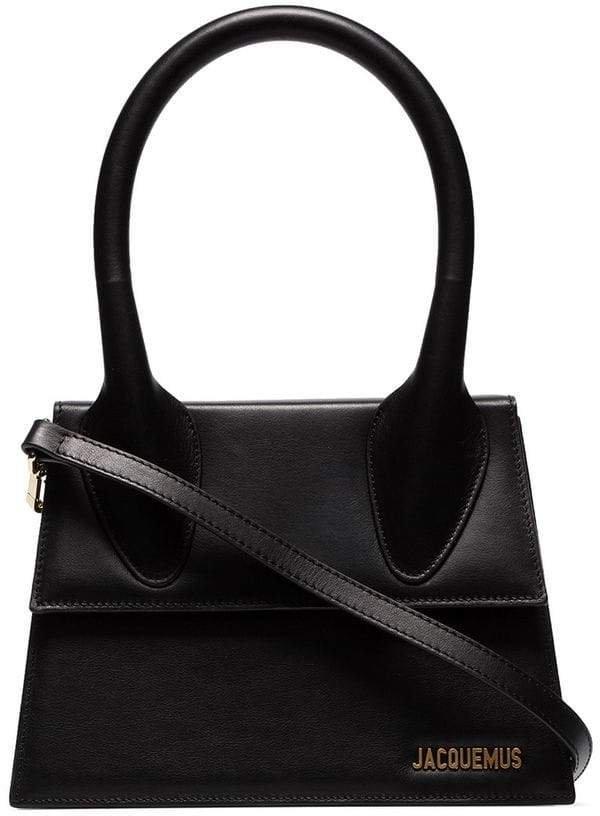 Black Le Grand Chiquito leather shoulder bag