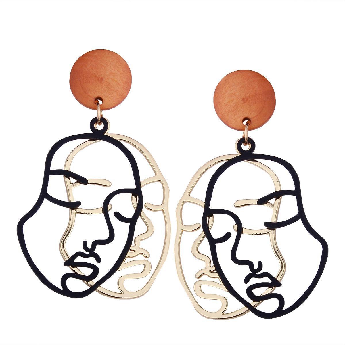 Face Earings