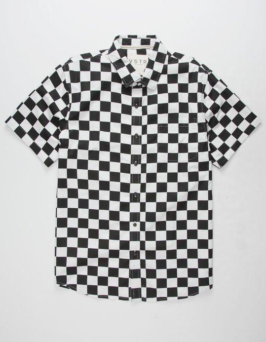 VSTR Checkered Shirt