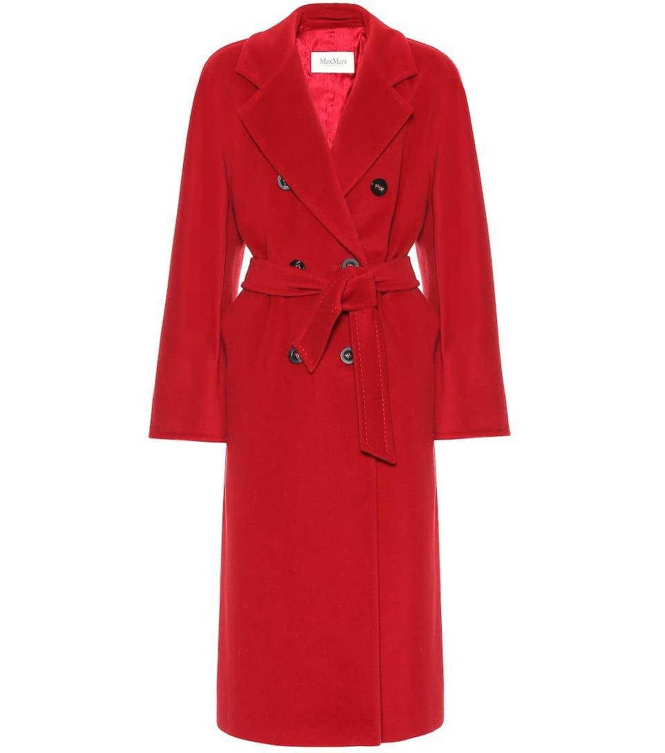 Madame Wool And Cashmere Coat | Max Mara - Mytheresa