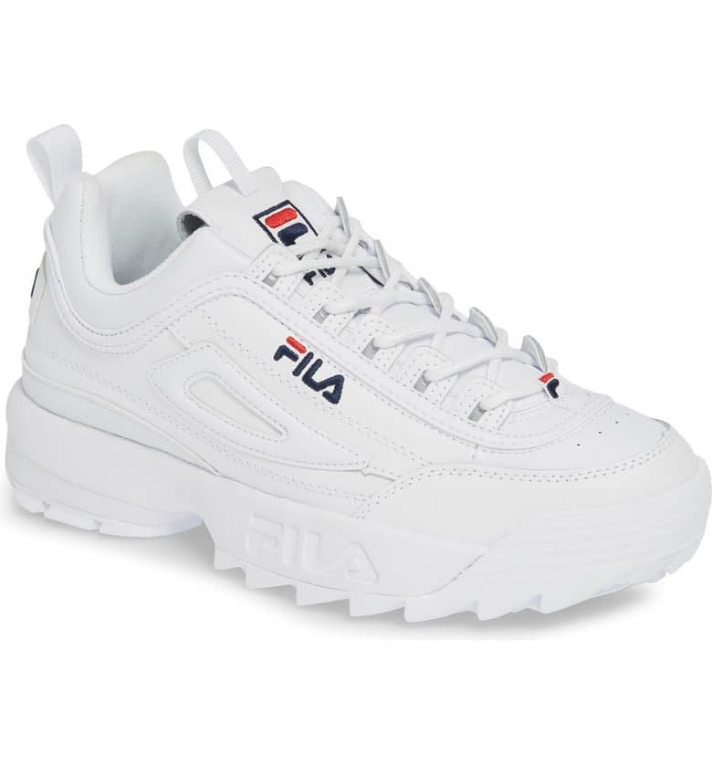 FILA Disruptor II Premium Sneaker (Women) | Nordstrom