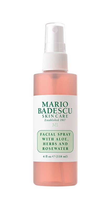 mario badescu rose water spray