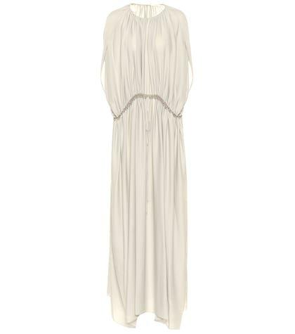 Regina silk dress