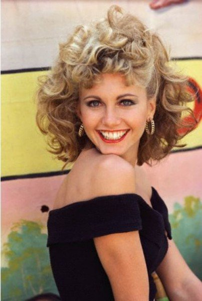 Hair: Sandy from Grease - BEAUTY 101