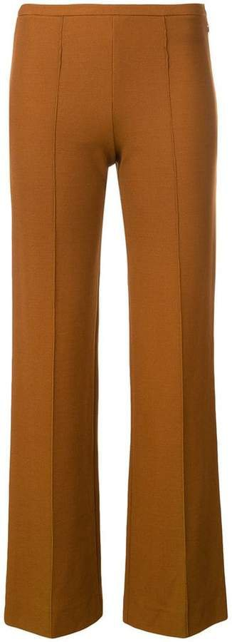 Pre-Owned 2000's mid rise slim trousers