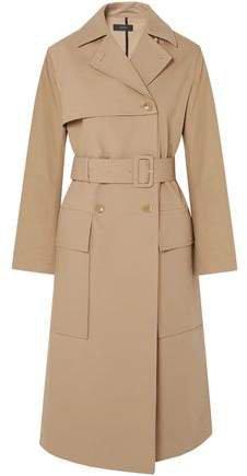 Damon Cotton Trench Coat