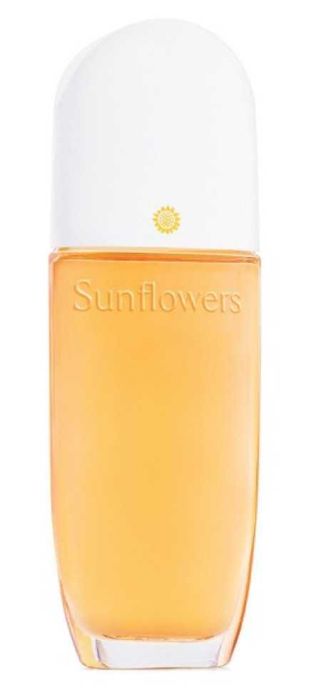 sunflowers - Elizabeth Arden