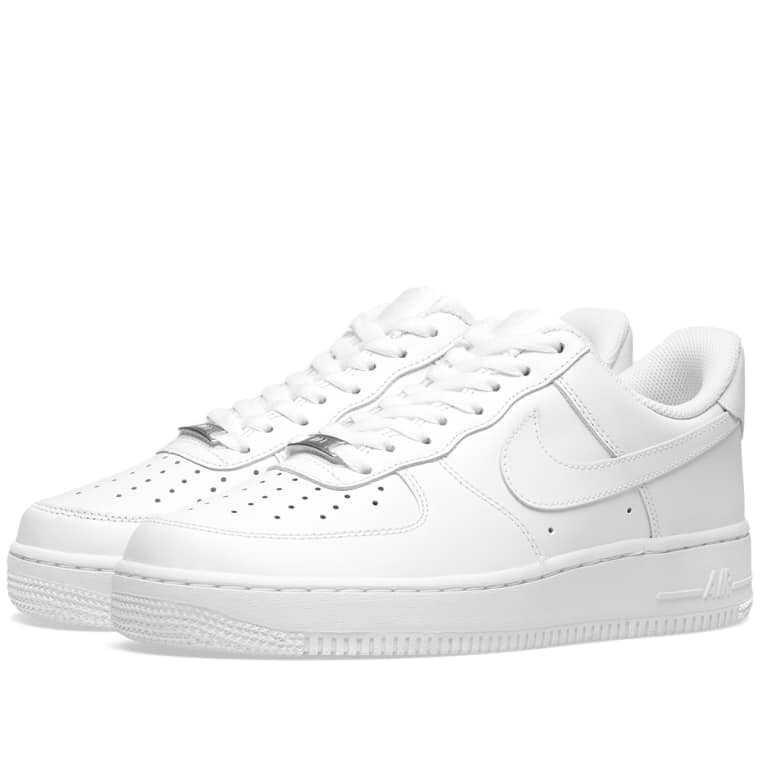 Nike Air Force 1 '07 W (White) | END.