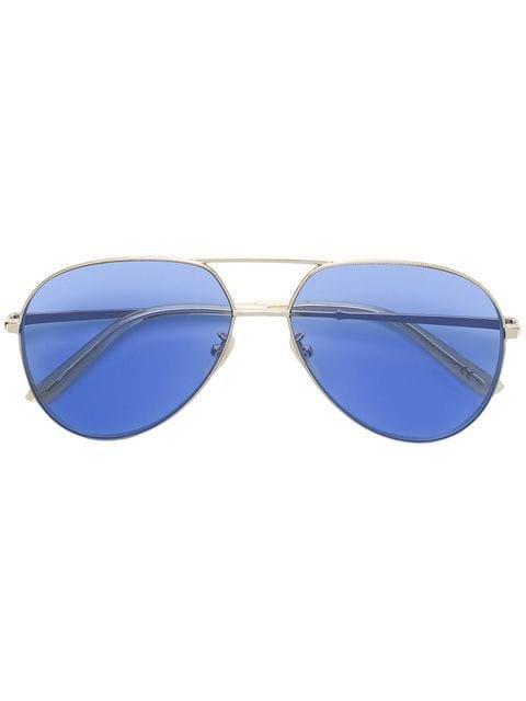 Gucci Eyewear tinted aviator sunglasses