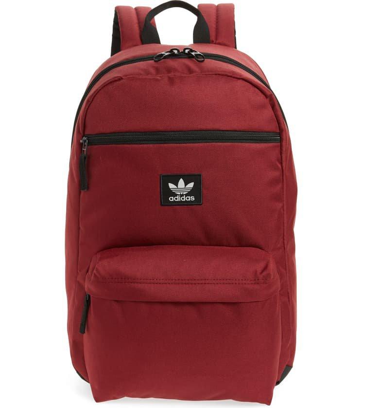 adidas Original National Backpack Red