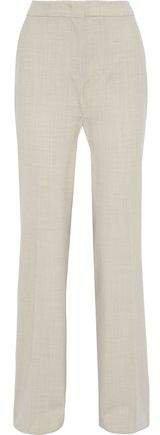 Galilea Stretch-wool Bootcut Pants