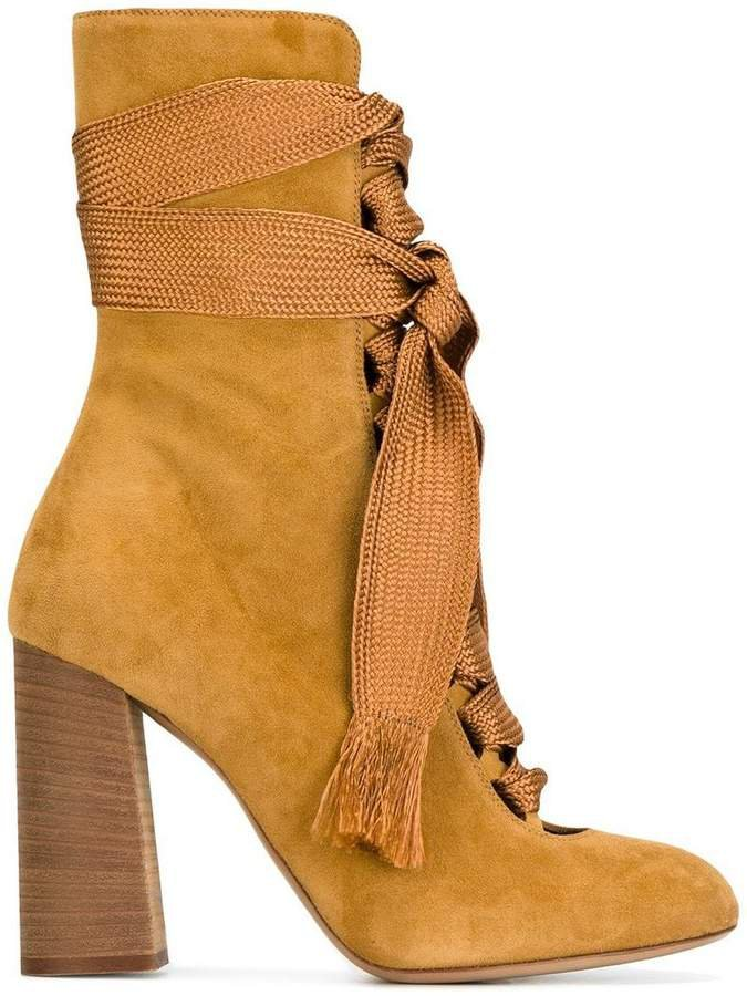 'Harper' ankle boots