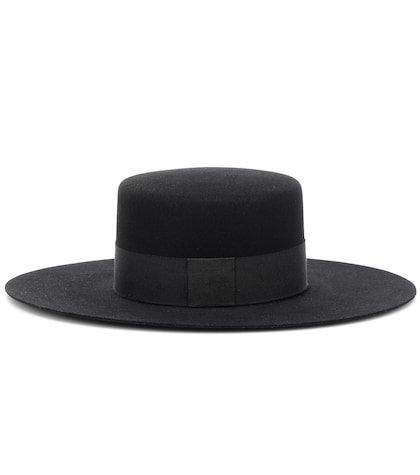 Rabbit felt hat