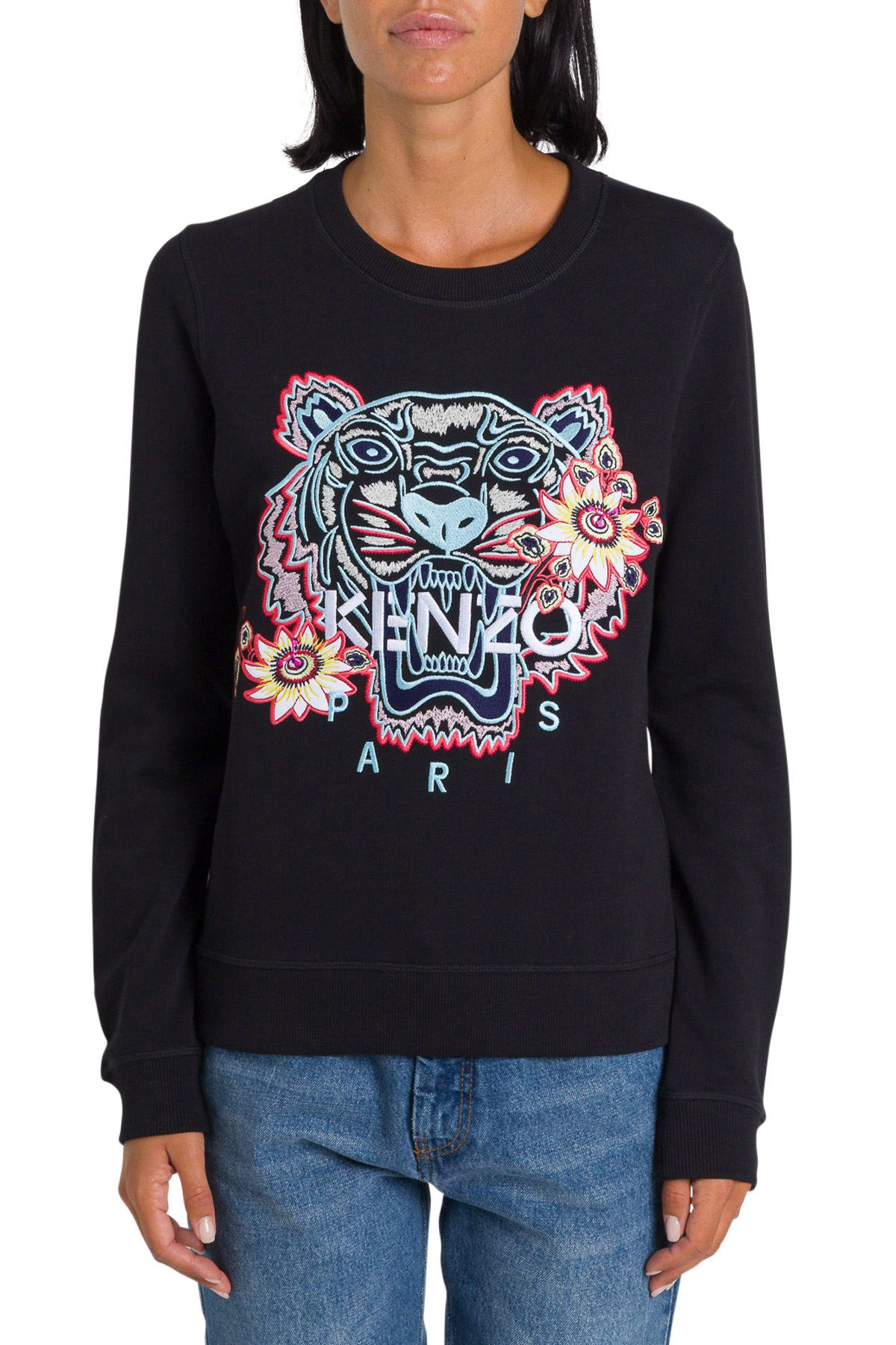 Kenzo Flower Tiger Sweatshirt