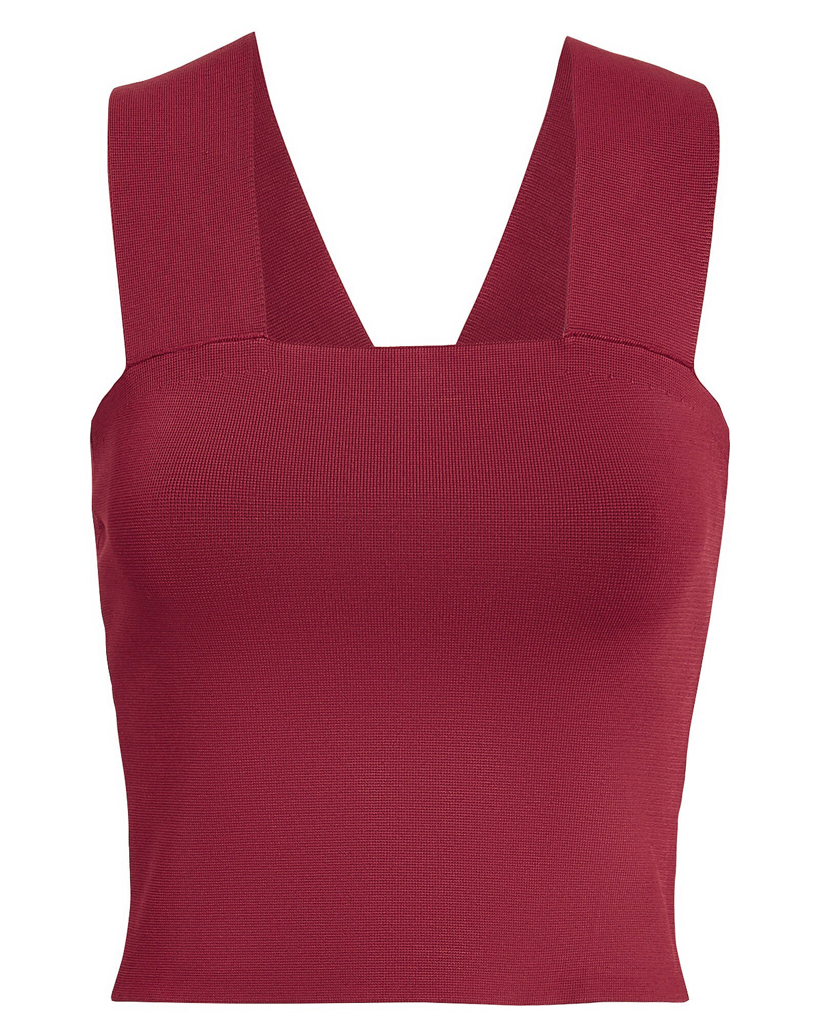Lia Cropped Tank Top
