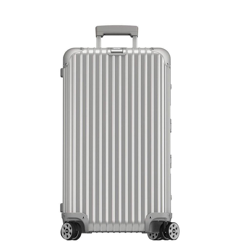 aluminium luggage