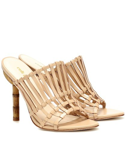 Ark leather sandals