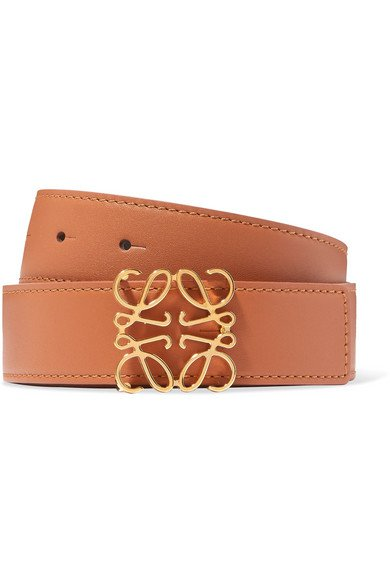 Loewe | embellished leather belt