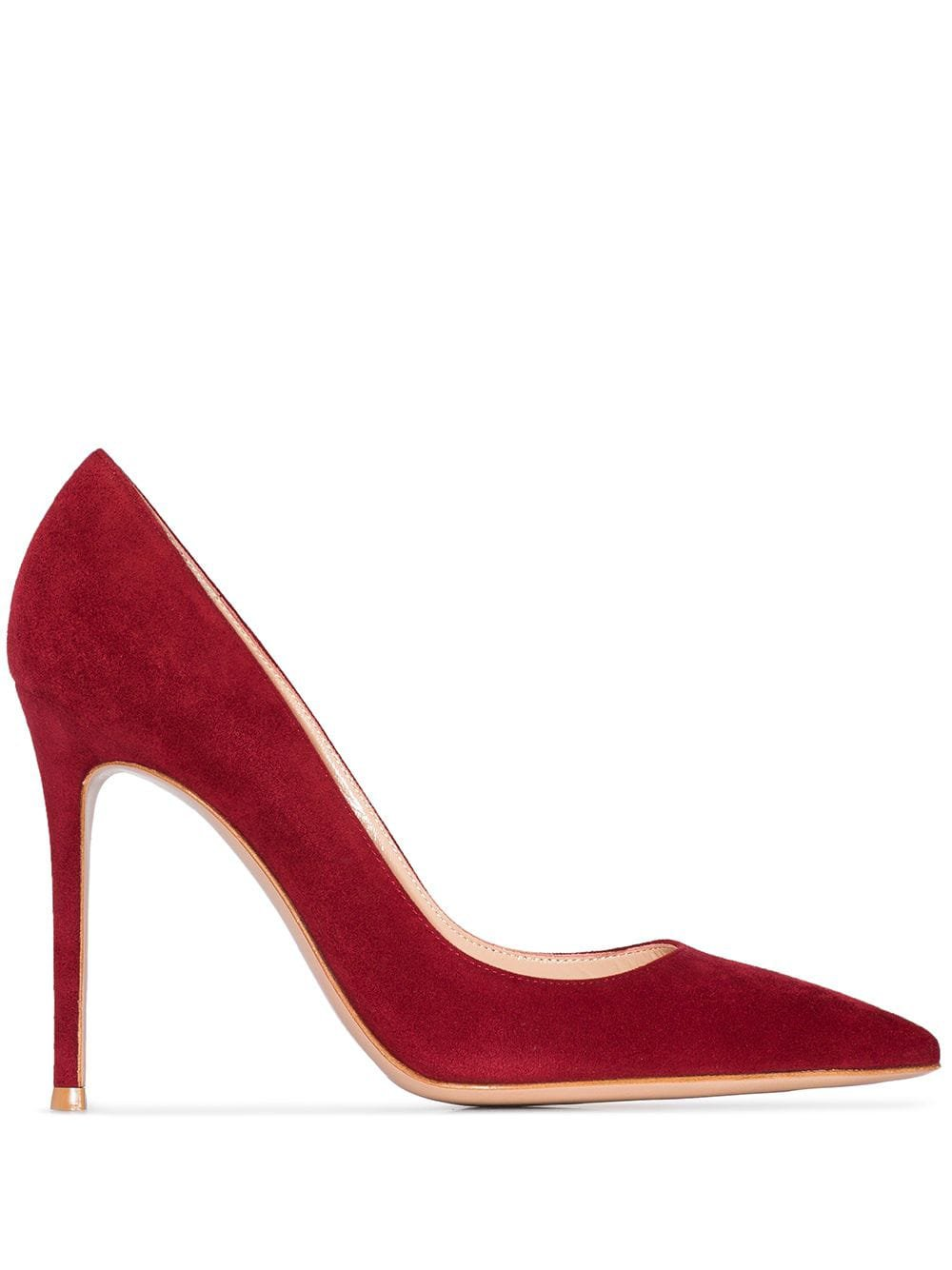 Gianvito Rossi classic 105mm pumps £520 - Fast Global Shipping, Free Returns