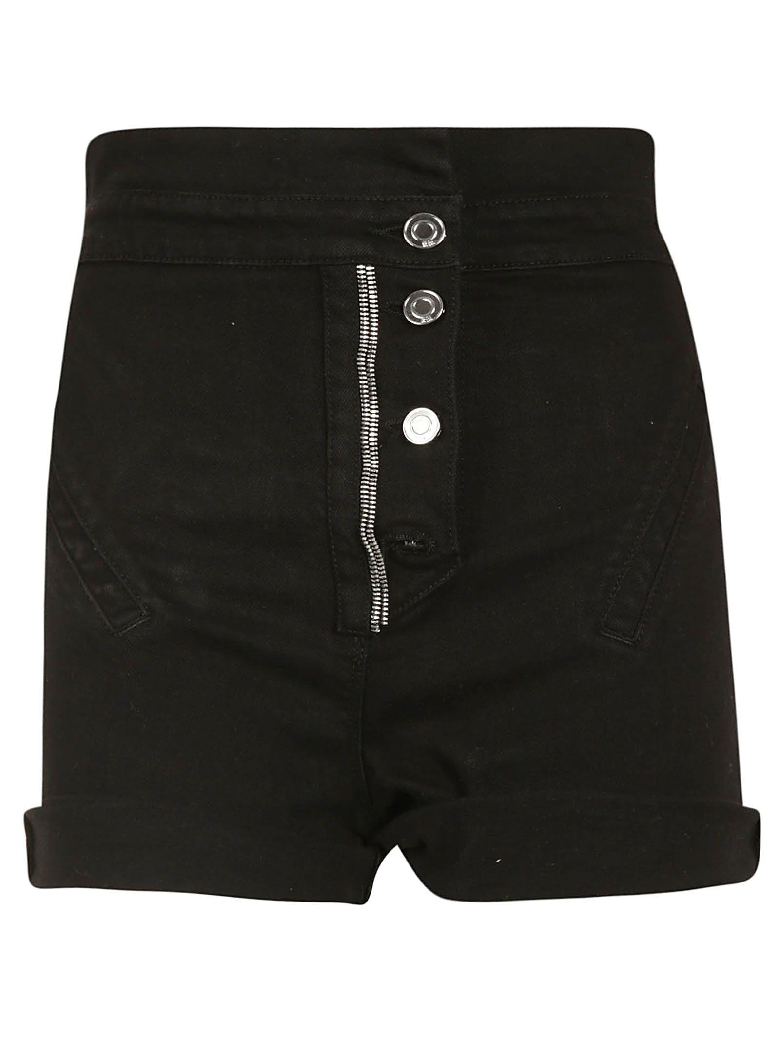 Rta High Waist Shorts