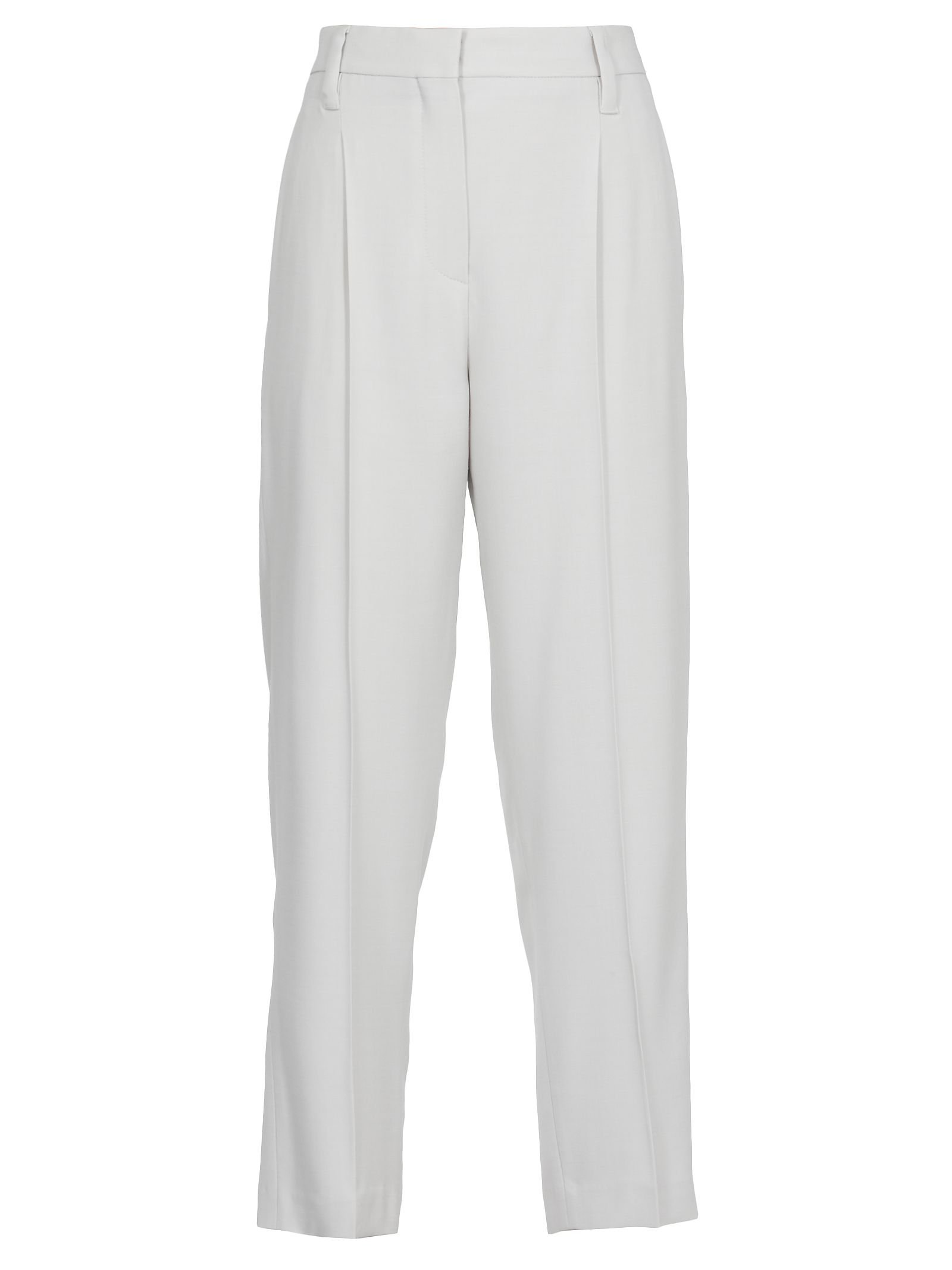 Brunello Cucinelli Wool Blend Trousers