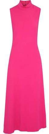Colleen Cutout Stretch-crepe Midi Dress