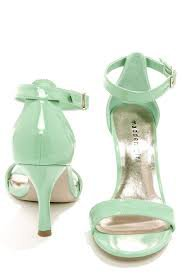mint green shoes - Google Search