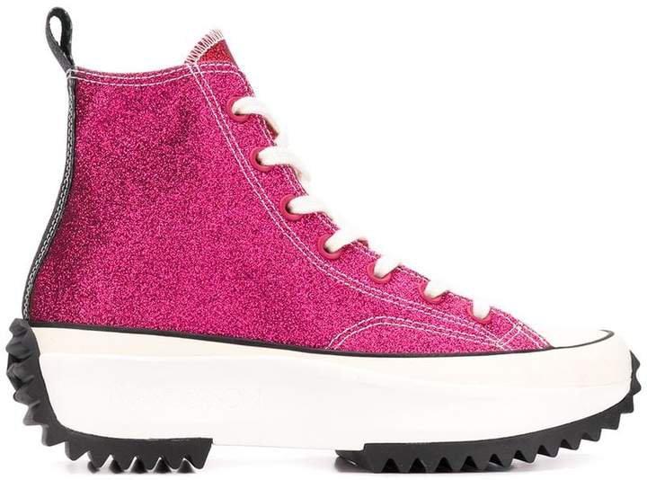 Converse X Run Star Hike sneakers