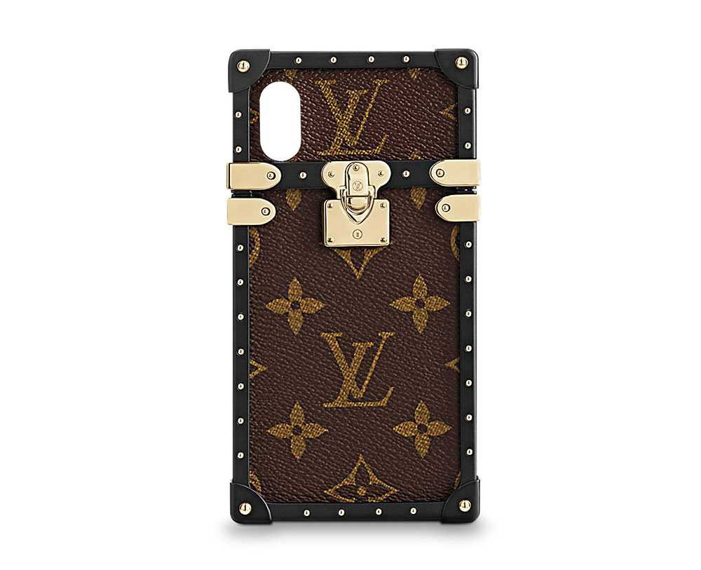 Louis Vuitton's Coveted iPhone Case Now Available for iPhone X - PurseBlog