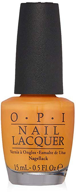 OPI Nail Lacquer, Oranges