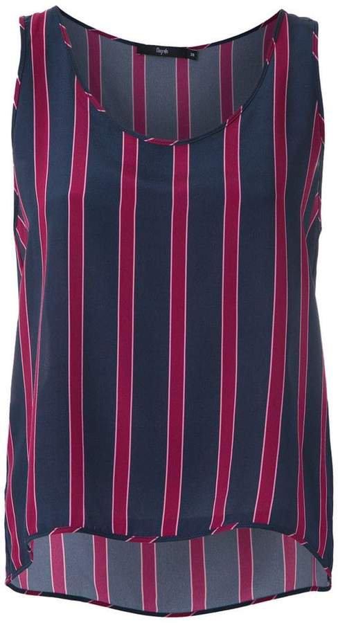 Magrella striped tank top