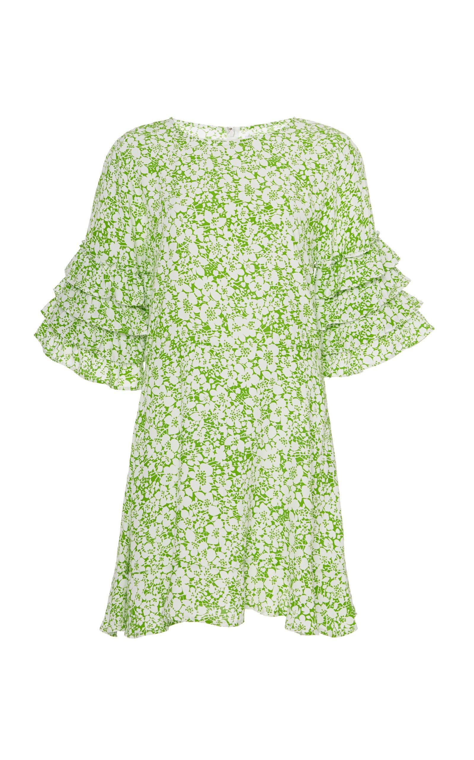 Faithfull The Brand Serafina Floral Mini Dress