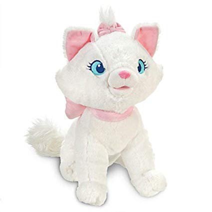 Stuffed Marie Disney Aristocats