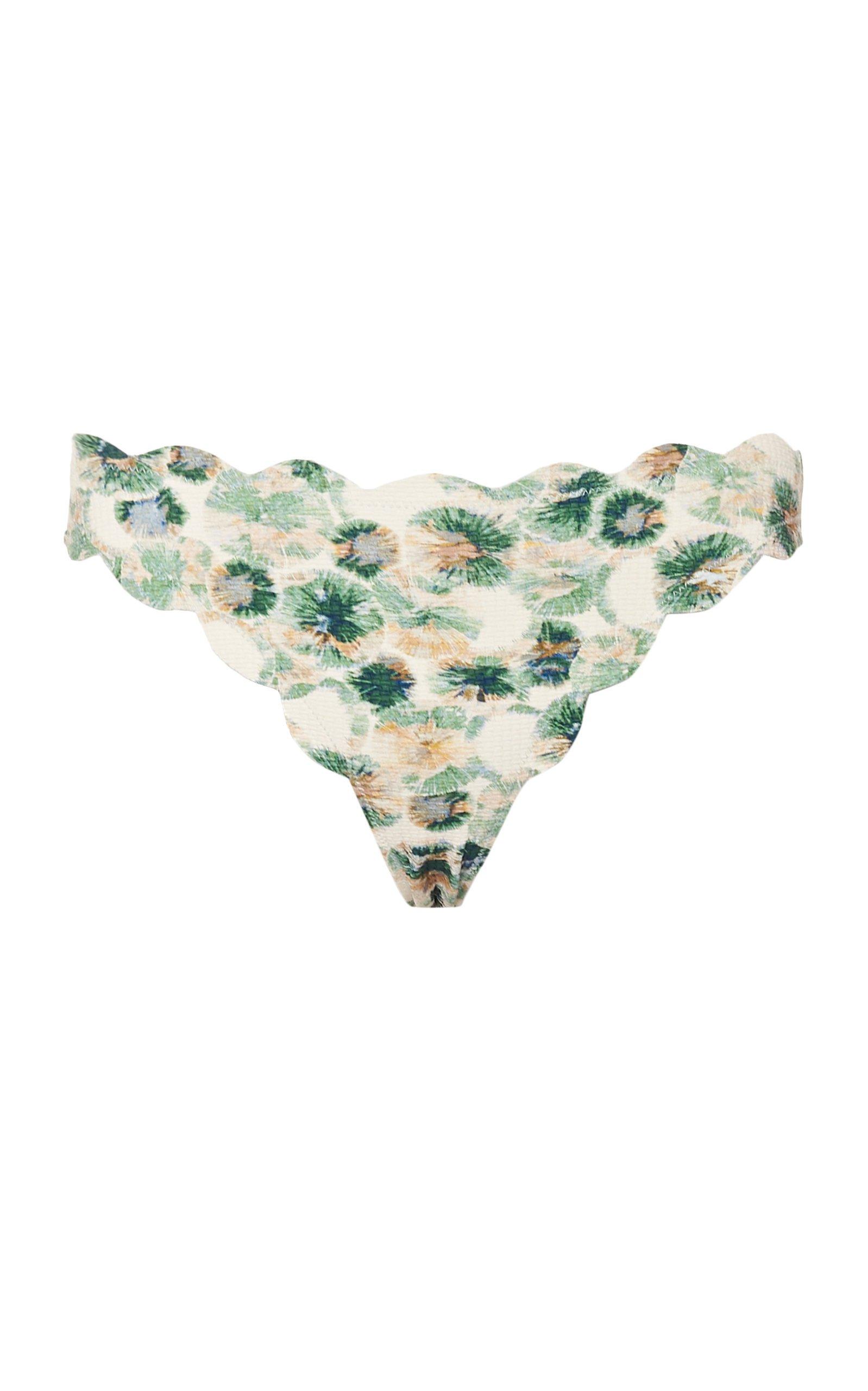 Marysia Antibes Scallop Bottom Size: XS