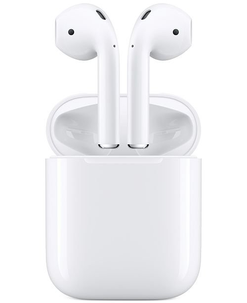 Apple AirPods & Charging Case - Fashion Jewelry - Jewelry & Watches - Macy's