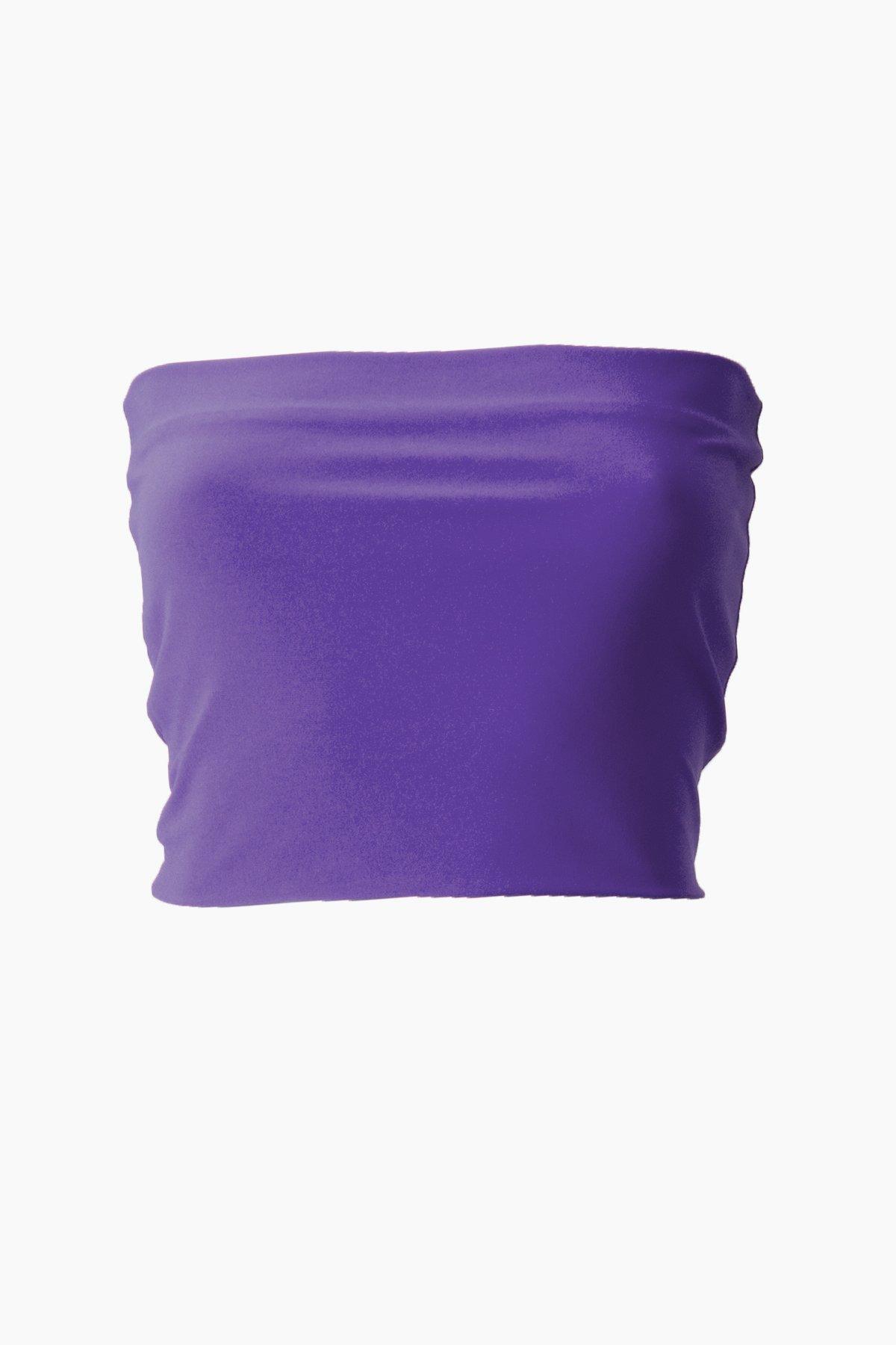 purple tube top - Google Search