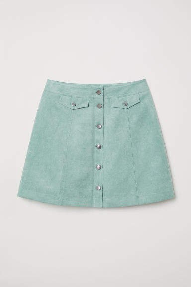Short Skirt - Green