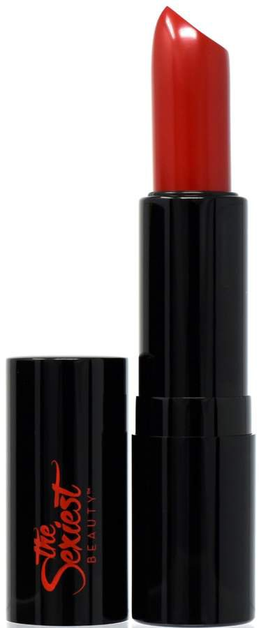 The Sexiest Beauty - Matteshine Lipstick Ravage Me Red