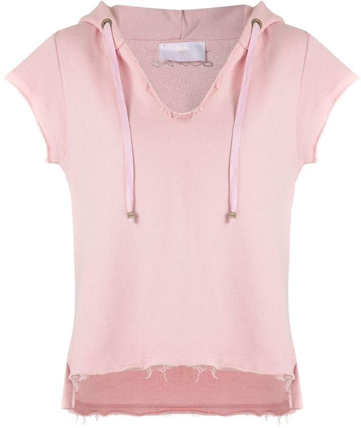 Andrea Bogosian Puller sweat blouse