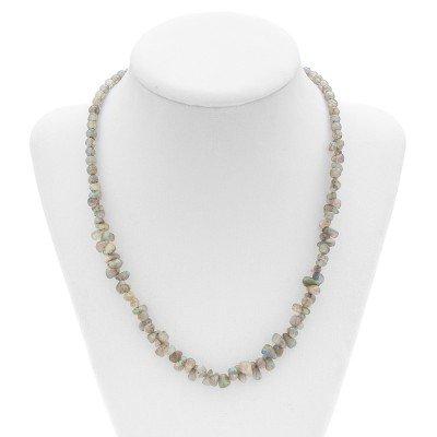 Handmade Labradorite Gemstone Necklace   Mystic Self LLC