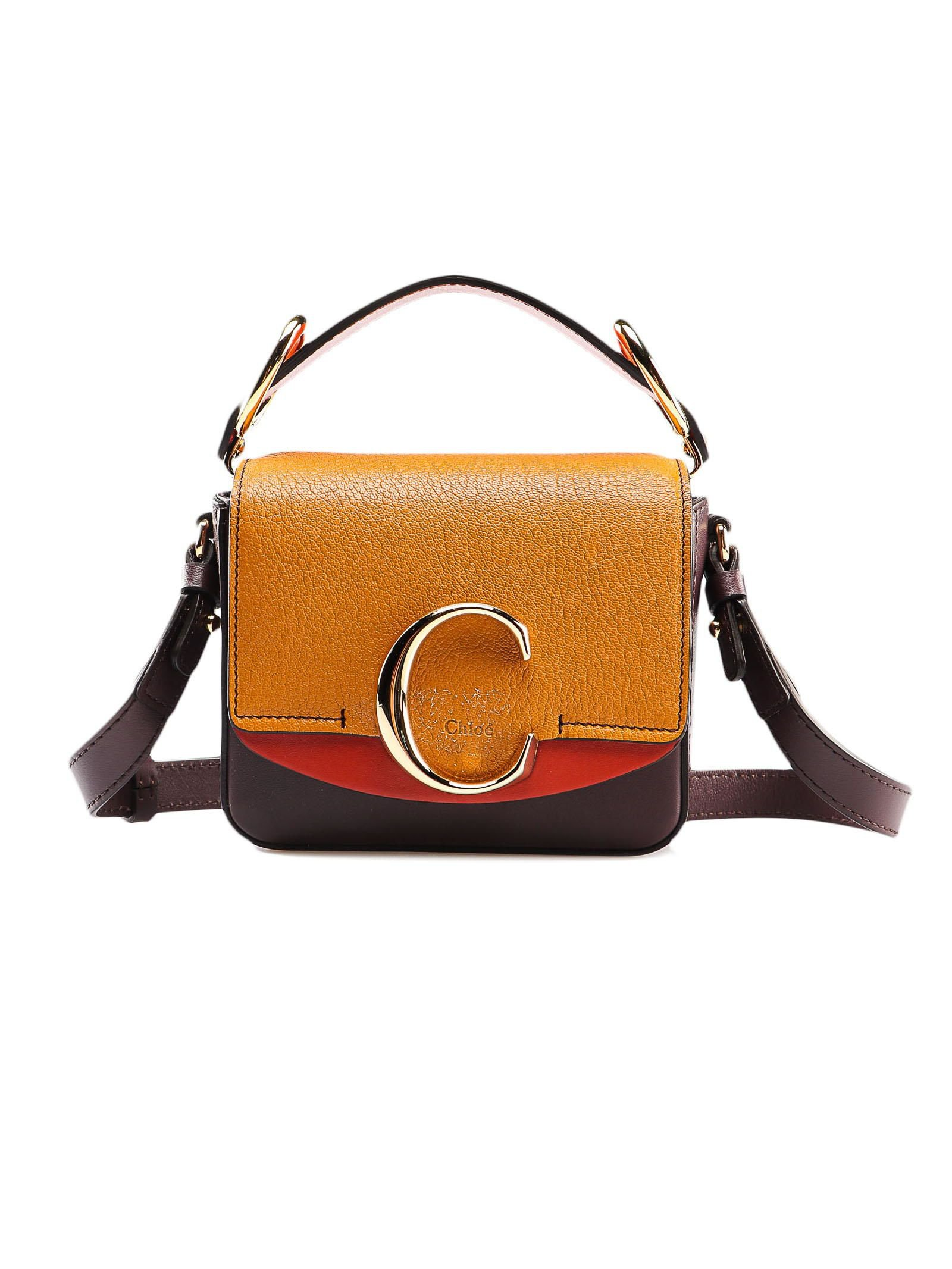 Chloé C Bag Mini