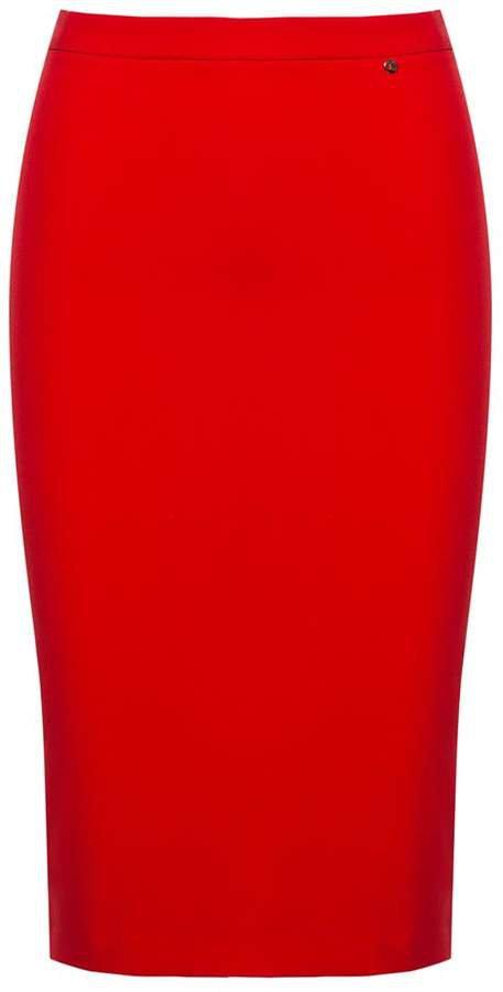 Nissa Midi Office Skirt