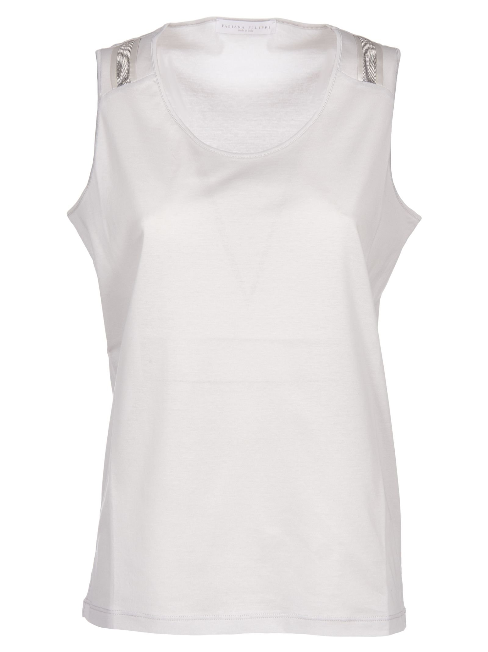 Fabiana Filippi Sleeveless Tank Top