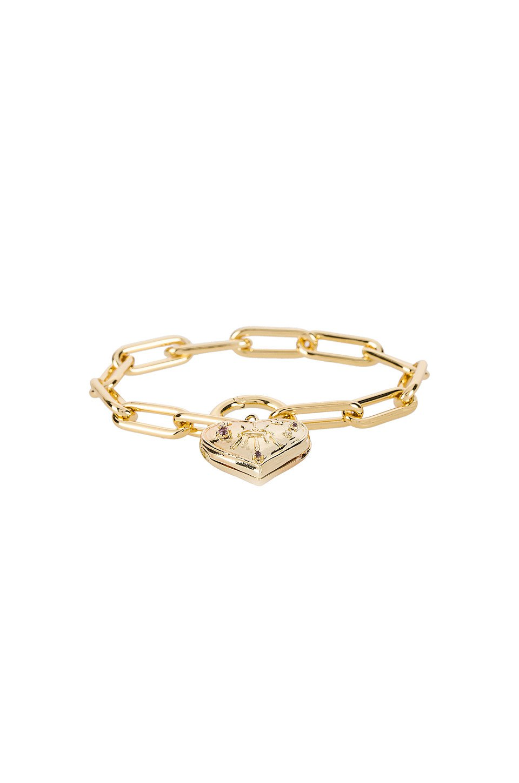 Harlow Locket Bracelet