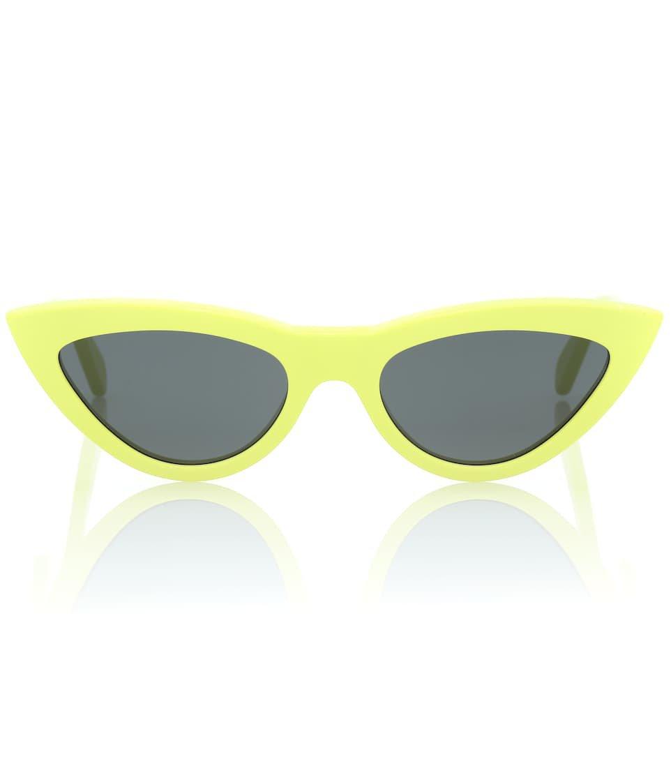 Cat-Eye Sunglasses | Céline Eyewear - mytheresa