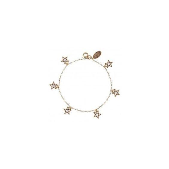 Cath Kidston Crystal Star Bracelet