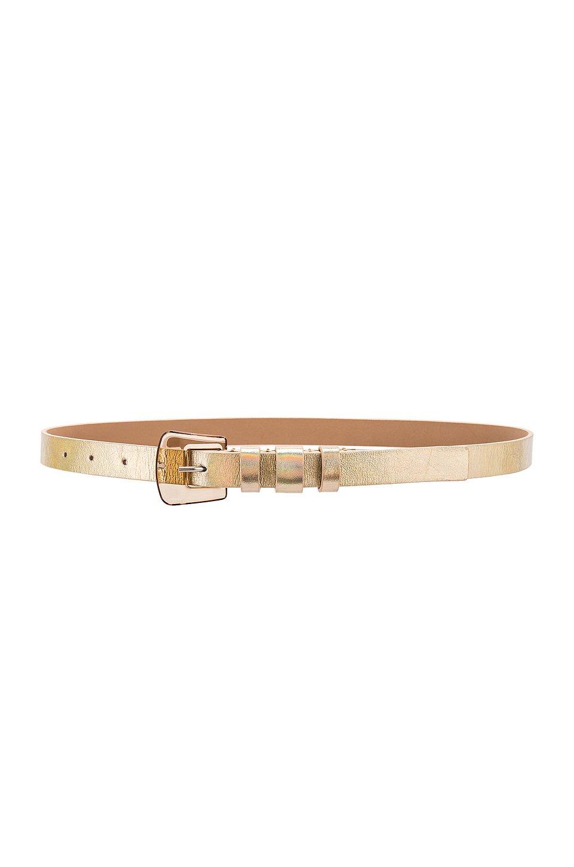 Kim Iridescent Belt